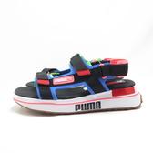 PUMA FUTURE RIDER SANDAL 涼鞋 蔡依林代言款 37196401 女款 黑【iSport愛運動】