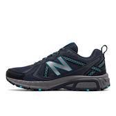 New Balance 410 女鞋 慢跑 戶外 越野 D楦 避震 輕量 灰 【運動世界】 WT410LO5