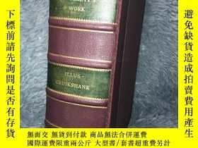 二手書博民逛書店1860年罕見THE MISCELLANEOUS WORKS O
