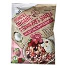 【米森 】BC益生菌有機草莓脆麥片40g 隨手包