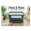 小鹿蔓蔓 Mang Mang Face 2 Face嬰兒床邊床/嬰兒床/遊戲床 (送 蚊帳)