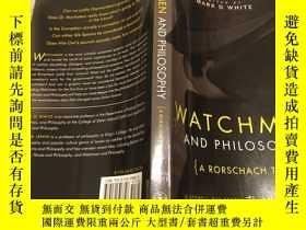 二手書博民逛書店Watchmen罕見and Philosophy: A Rors