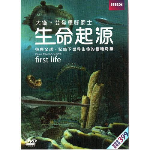 生命起源 DVD (購潮8)