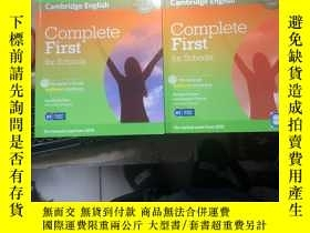 二手書博民逛書店Complete罕見First for Schools Stud