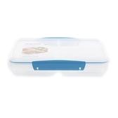 SISTEMA TO GO™ 扣式保鮮盒 3格 820ml 型號21560