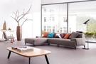 【南洋風休閒傢俱】沙發系列-樂布朗L型布沙發 客廳沙發 JX424-1-2