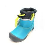 Moonstar 月星 輕量 束口 防水 止滑 耐磨 機能 童鞋 高筒 雨鞋 水鞋  MSC22101 藍 陽光樂活