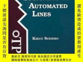 二手書博民逛書店Eliminating罕見Minor Stoppages On Automated s (time-tested