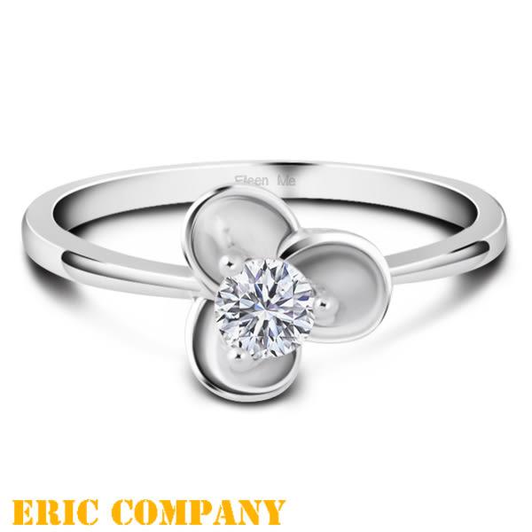 Eileen Me  Anna 安娜鑽石戒指 0.20克拉