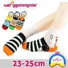 韓國 ggorangnae 犯人款 可愛卡通直版襪 休閒舒適 棉襪 短襪
