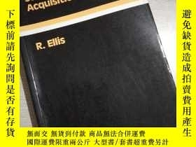二手書博民逛書店Understanding罕見Second Language Acquisition (英文)Y16149 R