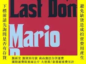 二手書博民逛書店英文原版書罕見Last Don 保 Paperback – June 1, 2009 by Mario Puzo