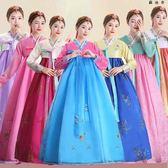 韓服宮廷傳統舞蹈服裝-蘇迪奈