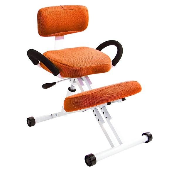 GXG 機能工學 跪姿椅 型號457C (橘色)