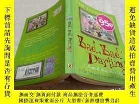 二手書博民逛書店Bad罕見bad darling small but deadly《壞壞的親愛的小而致命。》Y212829