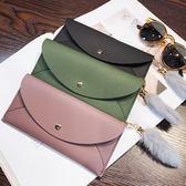 錢夾錢包女夏季新款潮長款韓版時尚個性超薄錢夾手女學生手拿錢包 喵小姐