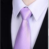 領帶懶人領帶男 拉錬式 正裝商務職業一拉得黑色男士領帶拉錬襯衫西裝