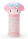 日本製 Sanrio 美樂蒂 My Melody 造型按壓式棉花棒罐(不沾手 衛生方便  -超級BABY