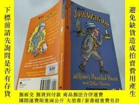 二手書博民逛書店william s罕見haunted house and other stories:威廉的鬼屋和其他故事Y2