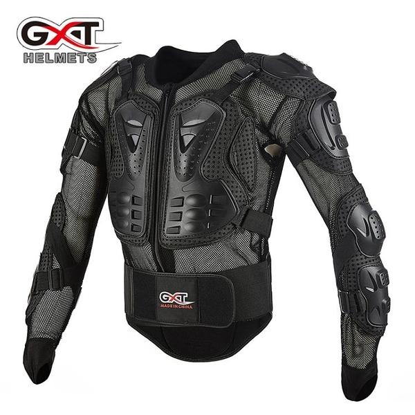 GXT越野摩托車騎行護具男防摔服賽車騎士裝備戶外盔甲護甲衣護胸晴天時尚