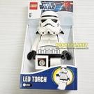 樂高手電筒 星際大戰 STAR WARS 白兵 帝國風暴兵 人偶造型LED手電筒 盒裝 20公分 COCOS LG797