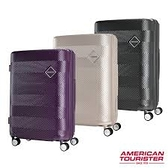 特價Samsonite 美國旅行者 AT【Groovista GF6】24吋行李箱 可擴充 避震飛機輪 可放飲料 側邊掛勾設計