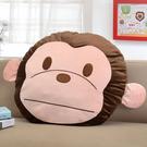 莫菲思 療癒猴造型抱枕(中)