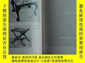 二手書博民逛書店English罕見Furniture from the midd