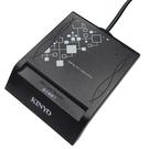 KINYO ATM晶片讀卡機-黑 KCR370