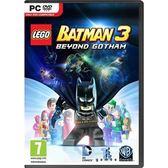 【軟體世界】PC 樂高蝙蝠俠 3:飛越高譚市(英文版)