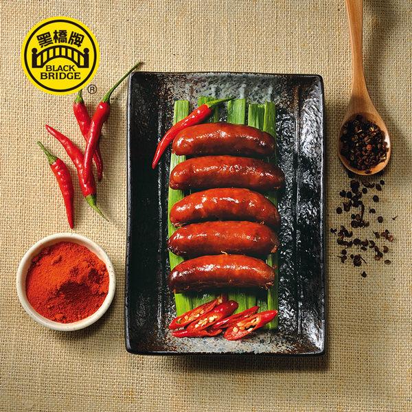 【黑橋牌】一斤辣味香腸-真空包