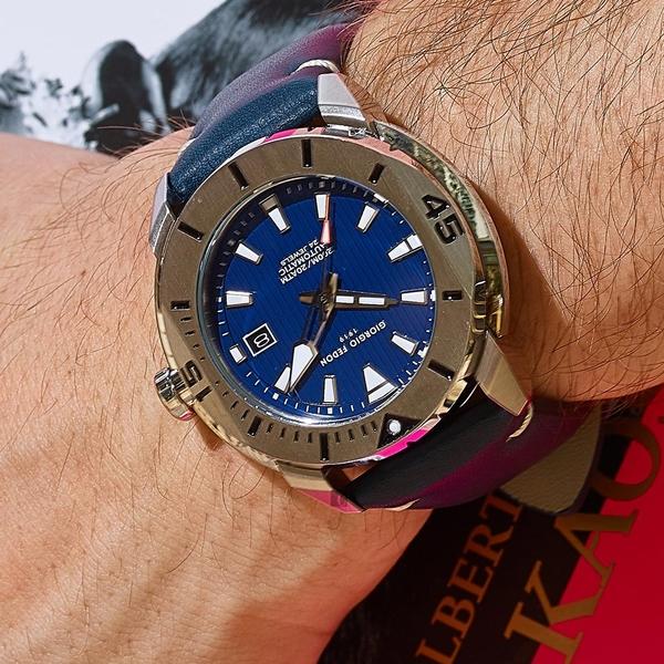 GIORGIO FEDON 喬治菲登 1919 義大利 機械錶 GFCH007
