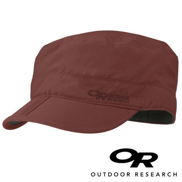 【OR 美國】Radar 可摺收口袋帽/棒球帽『暗紅』243446 防曬帽.圓盤帽.大盤帽.遮陽帽.棉帽