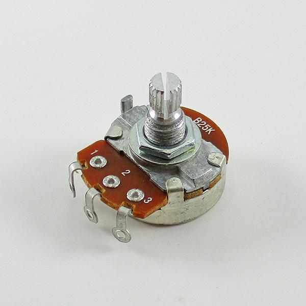 可變電阻 25KVR 調速鈕 電動代步車 (必翔 伍氏 康而富 自遊實 光陽 建迪 康揚 國睦)