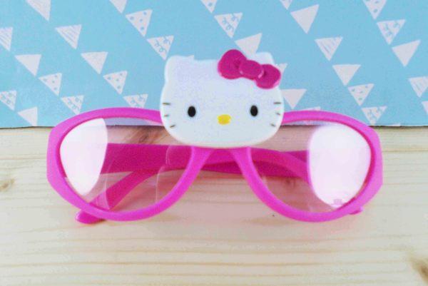 【震撼精品百貨】Hello Kitty 凱蒂貓~KITTY造型眼鏡-粉大頭