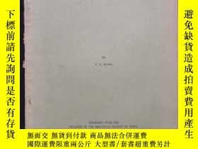 二手書博民逛書店ADDITIONAL罕見DICYNODONTIA REMAINS FROM SINKIANGY6415 見圖