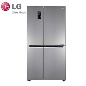 LG 樂金830公升WiFi門中門對開冰箱 GR-DL80SV