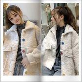 SHINE KOREA 韓妞時尚羔絨保暖外套