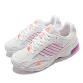 adidas 慢跑鞋 Spiritain 2000 白 粉紫 女鞋 愛迪達 路跑 復古 運動鞋 【ACS】 GY3147