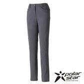Polarstar 防潑水保暖長褲 女 │防風│保暖│防潑水 灰 P15420