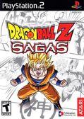 PS2-正版二手片 龍珠Z:薩加斯  英版 PLAY-小無電玩