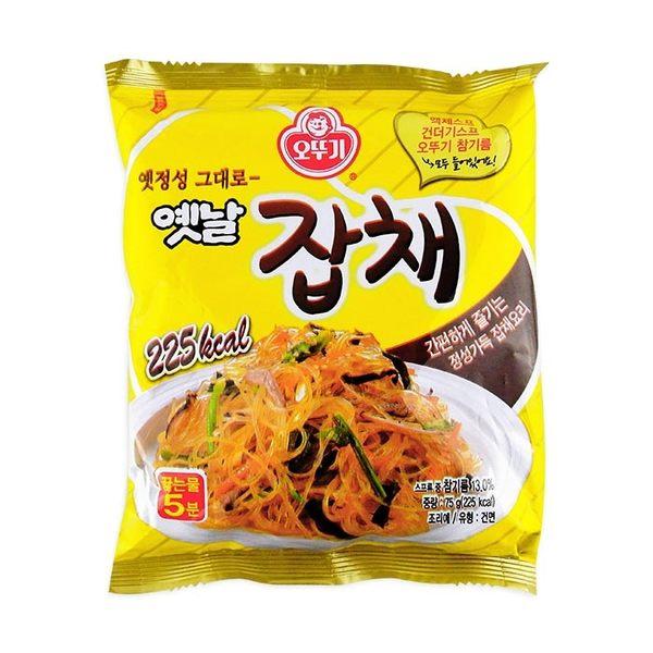 韓國 OTTOGI 不倒翁 乾拌冬粉 75g◆86小舖 ◆