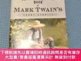 二手書博民逛書店The罕見Signet Classic Book of Mark Twain s Short StoriesY