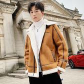 男款男裝冬天保暖冬季冬裝棉服 型男夾克加絨 男生外套加厚 男士外套厚款 羽絨百搭棉襖上衣