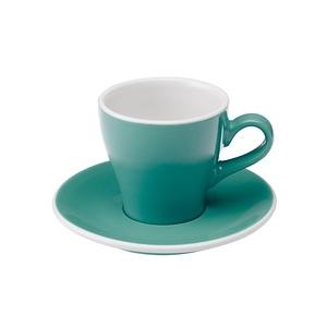 Loveramics Pro-Tulip卡布奇諾咖啡杯盤-共6色藍綠