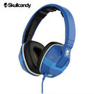 《Skullcandy》Crusher跨許 大耳罩式振動耳機-寶藍