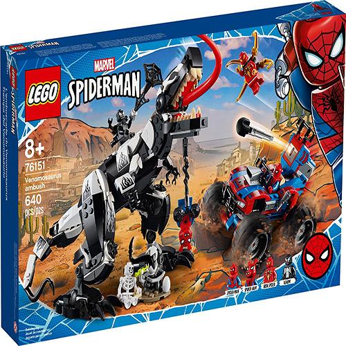 樂高積木 LEGO《 LT76151 》SUPER HEROES 超級英雄系列 - Venomosaurus Ambush / JOYBUS玩具百貨
