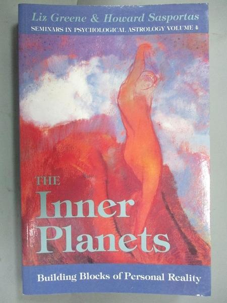 【書寶二手書T8/原文小說_ONB】The Inner Planets: Building Blocks of Pers