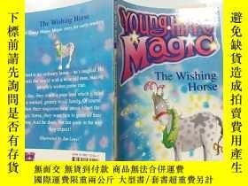 二手書博民逛書店young罕見hippo magic the marmalade pony:小河馬神奇的果醬小馬Y200392