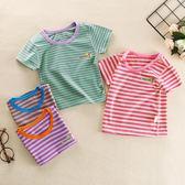 兒童短袖t恤 2019夏季新款男小童棉質上衣 韓版體恤帥氣寶寶半袖潮